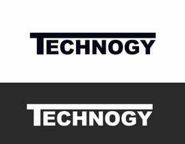 nº 57 pour Design a Logo for Technogy par jogiraj