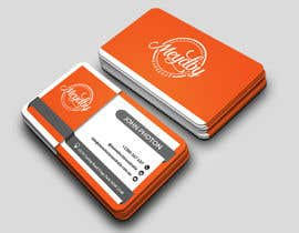 #49 for Design Meydby Business cards by itsr22
