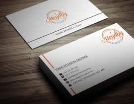 Nro 53 kilpailuun Design Meydby Business cards käyttäjältä DesignPower24