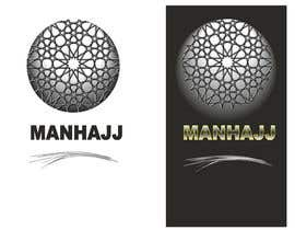 #182 for MANHAJJ Logo Design Competition by rOrOeg