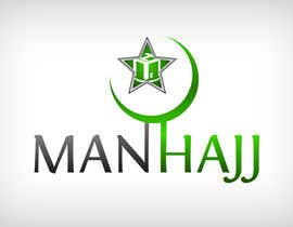 #357 for MANHAJJ Logo Design Competition by naistudio