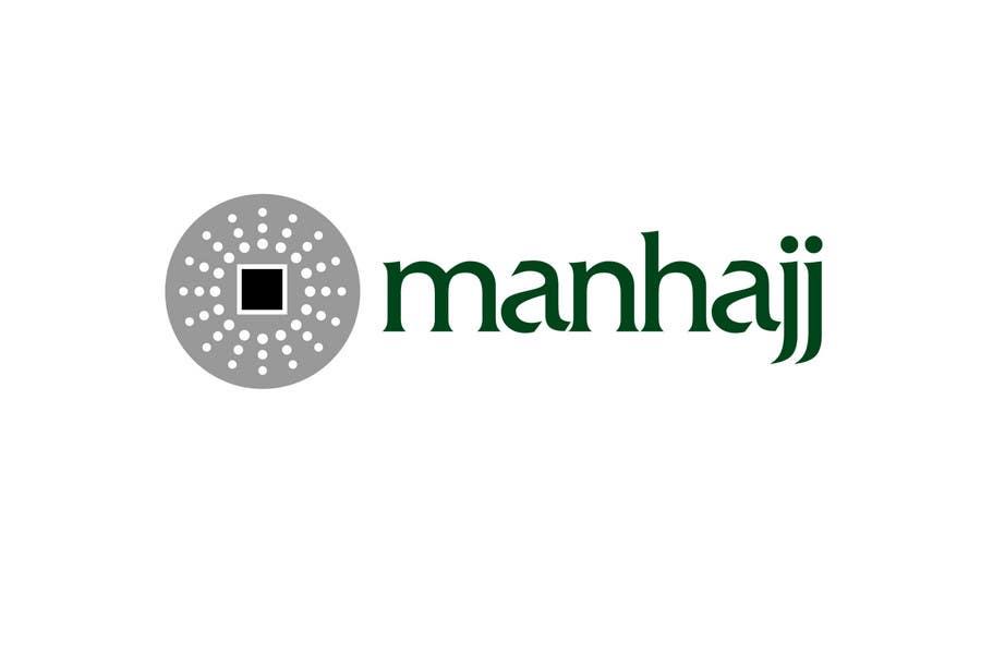Bài tham dự cuộc thi #229 cho MANHAJJ Logo Design Competition
