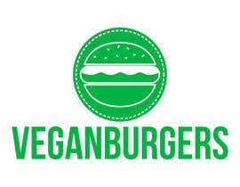 DN1976 tarafından design a logo veganburgers için no 20