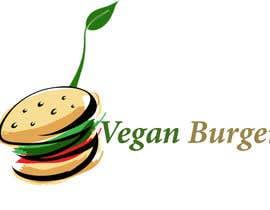 Nro 27 kilpailuun design a logo veganburgers käyttäjältä Atmosk