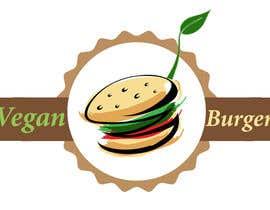 Nro 28 kilpailuun design a logo veganburgers käyttäjältä Atmosk