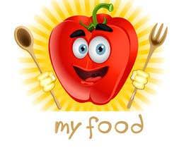 IrenaKocic tarafından Design a logo and name for a foodie app için no 136