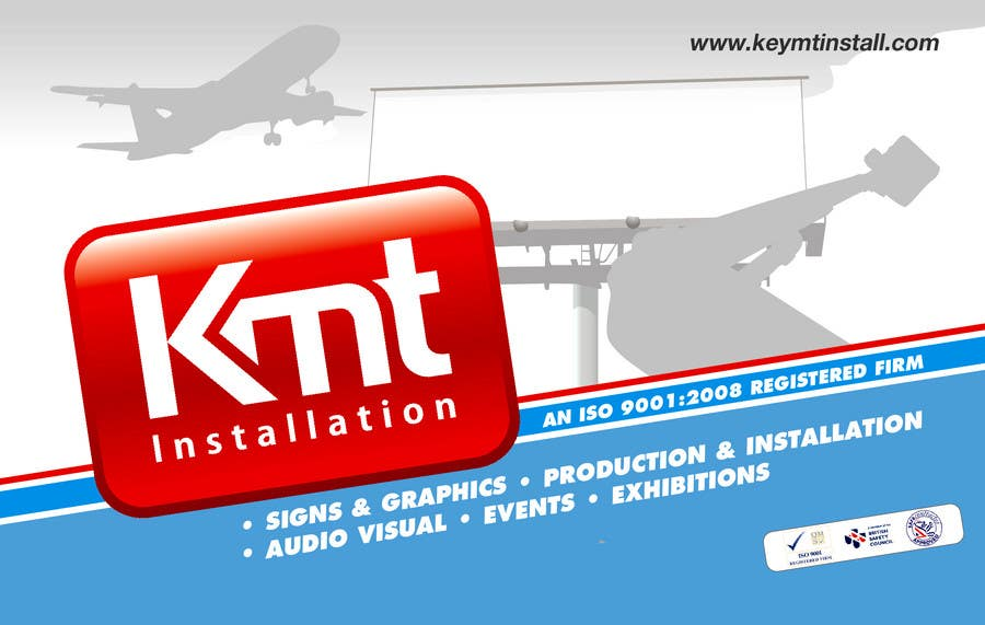 Конкурсная заявка №55 для Graphic Design for KeyMT Installation