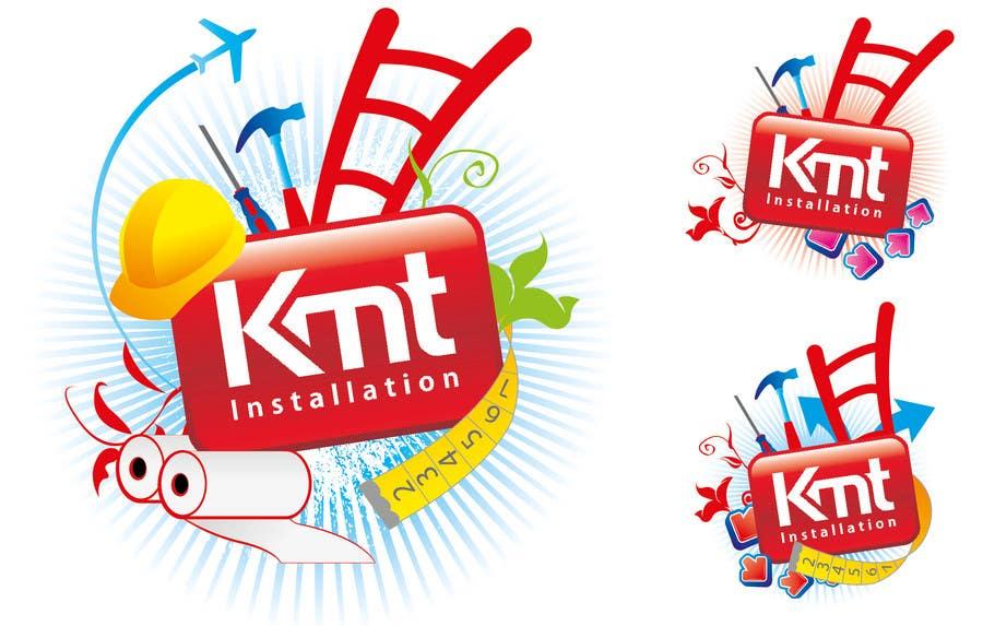Конкурсная заявка №27 для Graphic Design for KeyMT Installation
