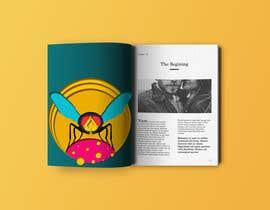 Nro 36 kilpailuun Graphic / illustration and design cover for a scientific publication käyttäjältä ammarafarooq