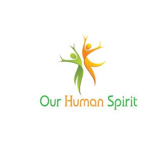 #87 para Design a Logo for Our Human Spirit por gpatel93