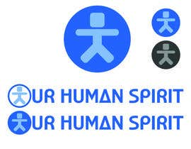 #5 para Design a Logo for Our Human Spirit por duongeddy