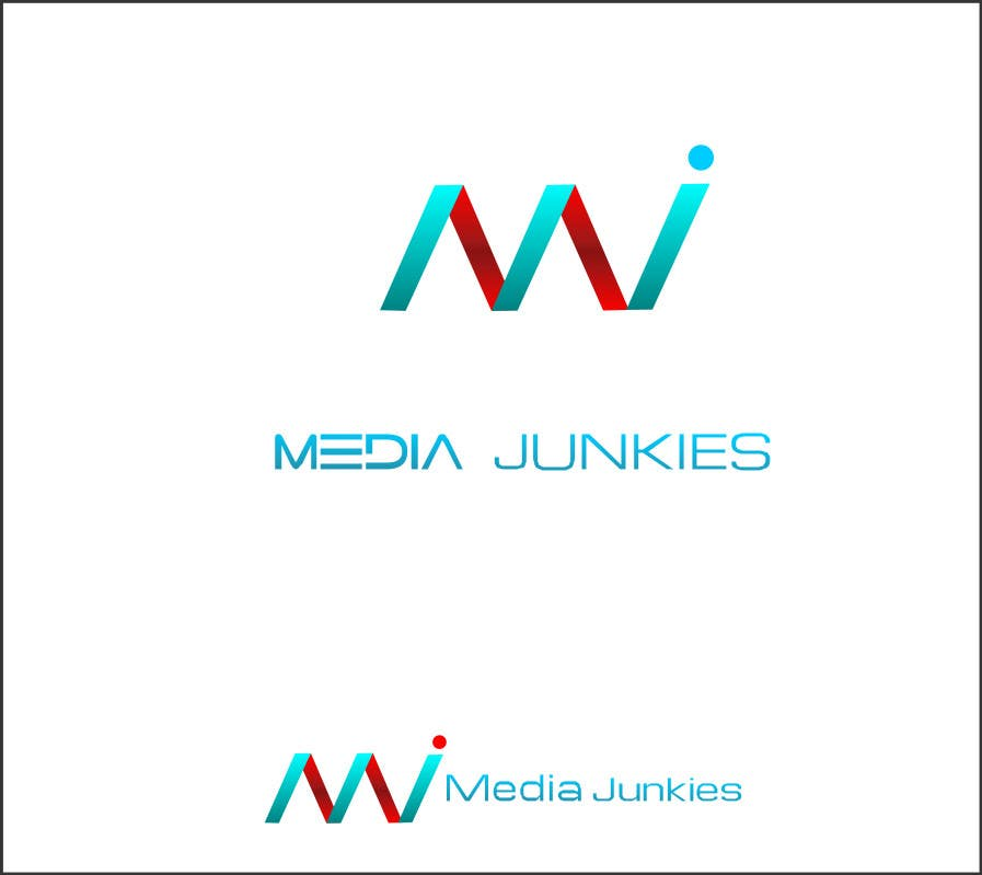 Inscrição nº                                         32                                      do Concurso para                                         Logo Design for Media Junkies