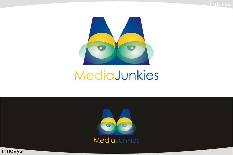#133 for Logo Design for Media Junkies by innovys