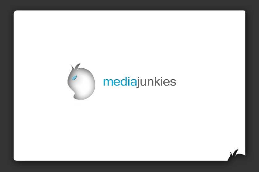 #120 for Logo Design for Media Junkies by kr3ig