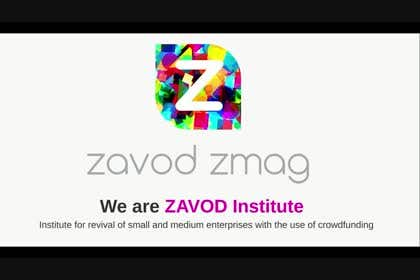 #26 for Create a Video presentation for ZMAG institute af designreaktor