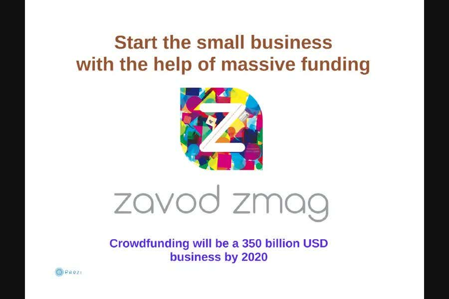 #5 for Create a Video presentation for ZMAG institute by Logytics