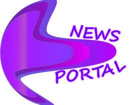 Nro 37 kilpailuun Design me a logo for my News site käyttäjältä Sandanika
