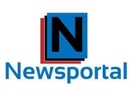 Nro 35 kilpailuun Design me a logo for my News site käyttäjältä mdmeheraz98