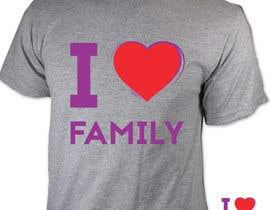 sandrasreckovic tarafından I Love Family için no 29