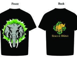 Nro 3 kilpailuun Design a T-Shirt käyttäjältä AshurGao