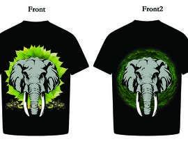 Nro 8 kilpailuun Design a T-Shirt käyttäjältä AshurGao