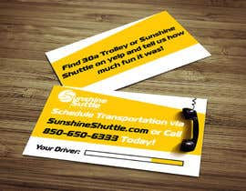 #94 for Design some Business Cards for Sunshine by artemzolin