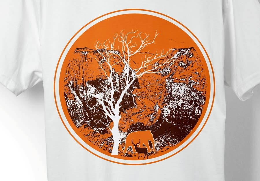 Contest Entry #                                        1                                      for                                         Design a T-Shirt inspired by Zion National Park