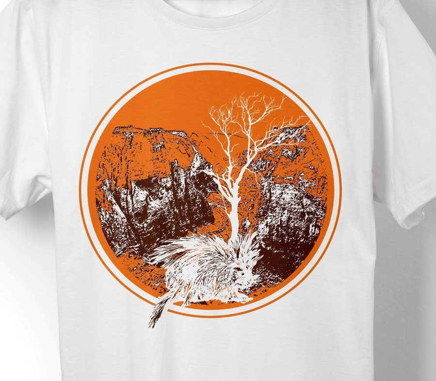 Contest Entry #                                        5                                      for                                         Design a T-Shirt inspired by Zion National Park