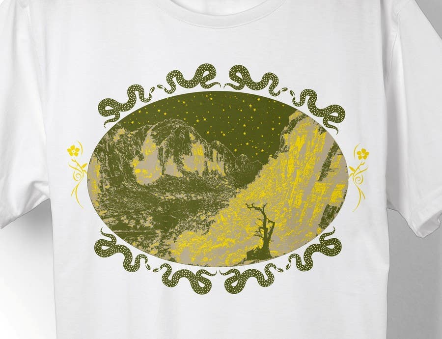 Contest Entry #                                        6                                      for                                         Design a T-Shirt inspired by Zion National Park