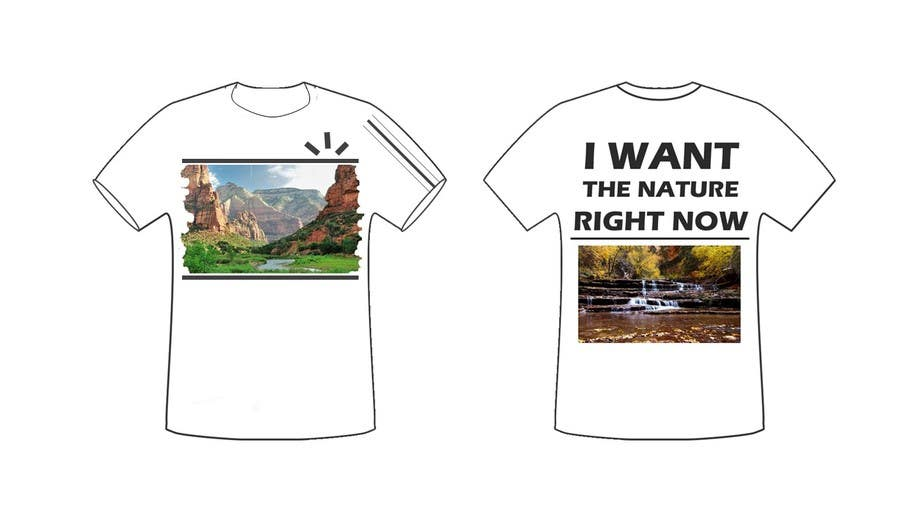 Contest Entry #                                        9                                      for                                         Design a T-Shirt inspired by Zion National Park