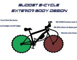 #4 for Budget E-Cycle Exterior Body design by stcserviciosdiaz