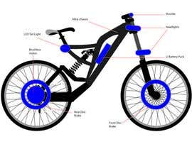 #8 for Budget E-Cycle Exterior Body design by koopulhomebiz