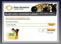 Website Design Inscrição do Concurso Nº6 para Create an online self-assessment tool / calculator