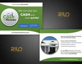 #12 for Design a stationary Post Card for US Real Estate Investment Firm af rilographics