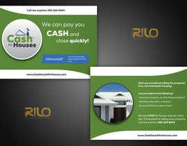 #13 cho Design a stationary Post Card for US Real Estate Investment Firm bởi rilographics