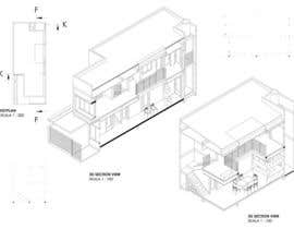 #18 para Design a double garage with loft por muhammadirman
