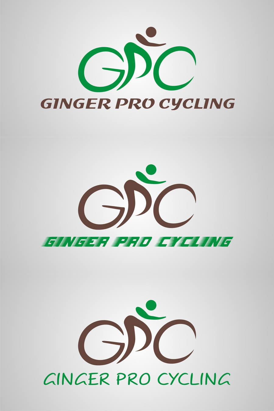 #32 for Ginger Pro Cycling by TATHAE