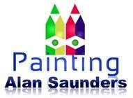 Graphic Design Kilpailutyö #56 kilpailuun Design a Logo for Painting Company