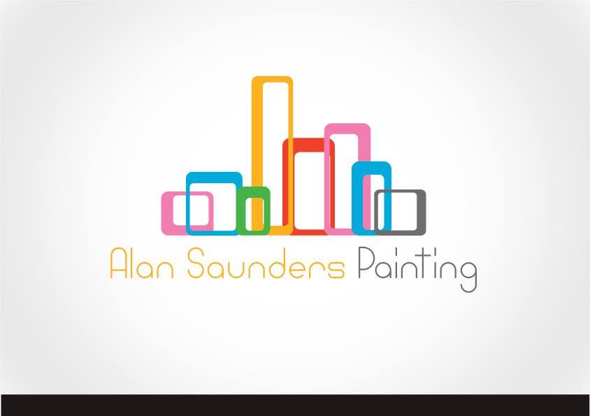 Kilpailutyö #85 kilpailussa Design a Logo for Painting Company