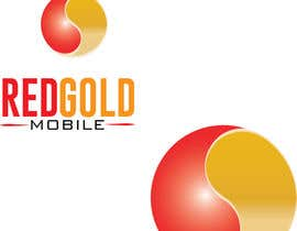 nº 70 pour Design a Logo for Red Gold Mobile par hammadraja