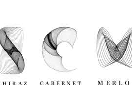 PhongDesigner tarafından Design a wine label: Wine by Numbers için no 76