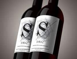 dulphy82 tarafından Design a wine label: Wine by Numbers için no 95