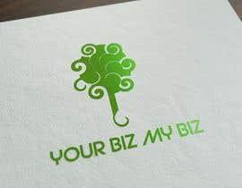 "faisalaszhari87 tarafından I need a logo designed for ""Your Biz My Biz"" best design will get a lot more work. -- 1 için no 4"