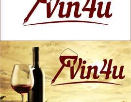 Nro 17 kilpailuun Vin4u blog logo käyttäjältä Edwardtising