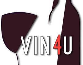 Nro 4 kilpailuun Vin4u blog logo käyttäjältä filipristic