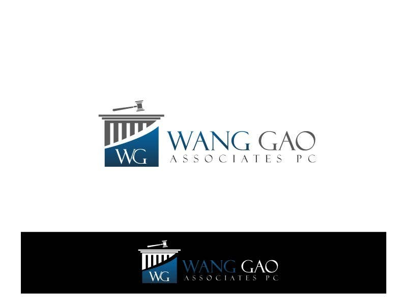 Contest Entry #32 for Design a Logo for Wang Gao & Associates, PC.