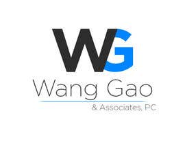nº 78 pour Design a Logo for Wang Gao & Associates, PC. par zacharyflynn
