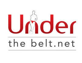 #44 untuk Logo Design for UndertheBelt.net, Men's designer underwear store oleh harjeetminhas