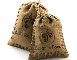 Nro 10 kilpailuun Packaging design for burlap bag käyttäjältä twodnamara