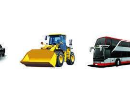 Nro 26 kilpailuun Create Vehicle Icons for our System käyttäjältä mohamedgassara